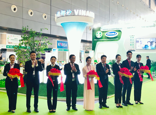 Vinamilk được đánh giá tích cực tại thị trường Trung Quốc - ảnh 1