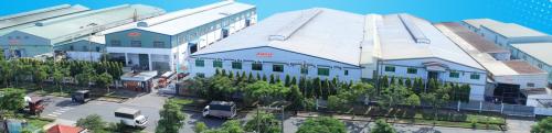 Nhà máy 15.000 mét vuông của Bidrico ở Bình Chánh, TP HCM.
