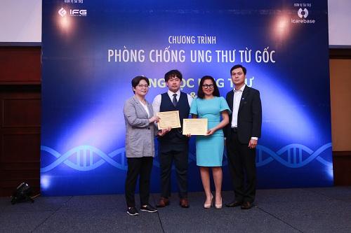 IFG Việt Nam đưa công nghệ sàng lọc ung tư về Việt Nam  - 2