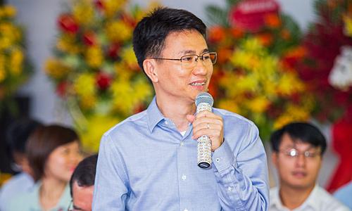 Ông Nguyễn Xuân Tùng - CEO Công ty bao bì Inbox