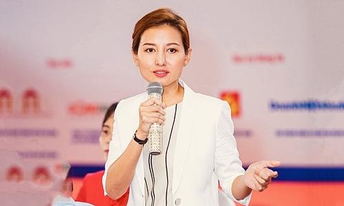 Bà Tô Mỹ Châu - Tổng giám đốc CP Paper.