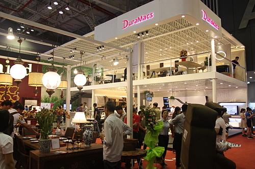 Quy mô triển lãmgần 2.500 gian hàng của doanh nghiệp đến từ 27 quốc gia và khu vực.