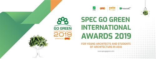 Giải thưởng kiến trúc xanh 2019 khởi động