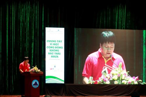 Cùng ngày, buổi tọa đàm Chung tay chống rác thải nhựa: Trách nhiệm Nhà quản lý - Doanh nghiệp - Truyền thông  Vietjet hưởng ứng chiến dịch làm sạch biển 1222648303 w500 5904 1569903676
