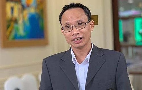 TS Cấn Văn Lực - Thành viên Hội đồng tư vấn chính sách tiền tệ, tài chính quốc gia. Ảnh:
