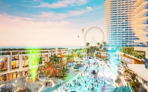 Phối cảnh dự án Mũi Né Summerland Resort  Công viên nước đầu tiên tại Phan Thiết khởi công 1 7649 1570363665