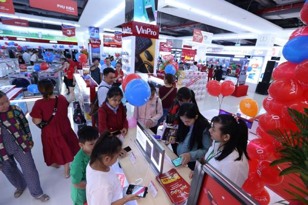 Vincom Plaza Cao Lãnh quy tụ hàng loạt các thương hiệu uy tín sẵn sàng đáp ứng mọi nhu cầu của người tiêu dùng