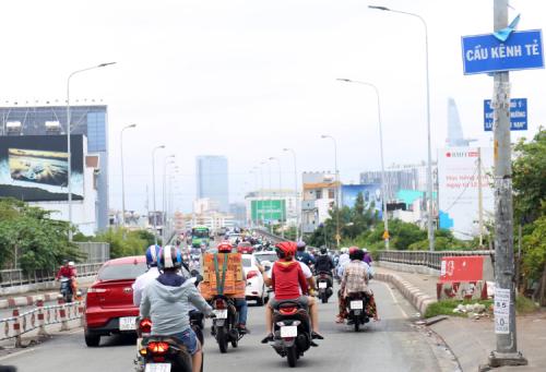 Bất động sản Nam Sài Gòn hưởng lợi từ hạ tầng hàng nghìn tỷ