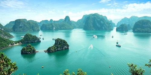Du lịch là đòn bẩy chính cho sự phát triển bất động sản tại Quảng Ninh.  Bất động sản Quảng Ninh bứt tốc nhờ các 'ông lớn' 1 5403 1570507641
