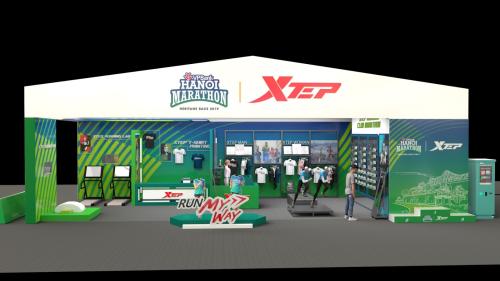 Booth của XtepHanoi sẽ được đặt tại khuôn viên Vườn hoa Lý Thái Tổ.  Giải chạy marathon tại phố cổ Hà Nội sắp diễn ra 1779509434 w500 3434 1570593934