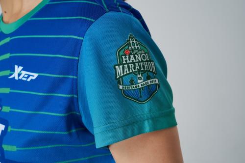 Mẫu áo dành cho các vận động viên VHM 2019.  Giải chạy marathon tại phố cổ Hà Nội sắp diễn ra 441974129 w500 5074 1570593934