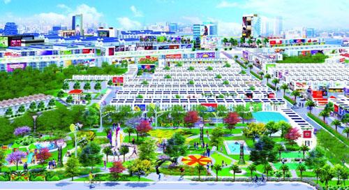 1.200 khách hàng dự lễ giới thiệu đợt 2 dự án Hana Garden Mall - ảnh 5