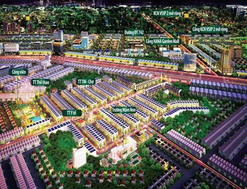 1.200 khách hàng dự lễ giới thiệu đợt 2 dự án Hana Garden Mall - ảnh 6