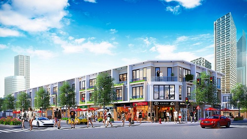 Tiềm năng đầu tư shophouse tại dự án Royal Market Town - ảnh 2