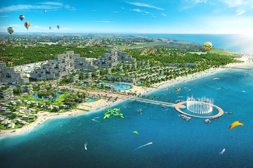 Bất động sản ven biển Kê Gà hưởng lợi từ quy hoạch du lịch quốc gia - ảnh 2