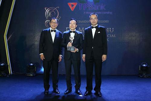 Chủ tịch TPBank nhận giải Doanh nhân xuất sắc Châu Á - ảnh 1
