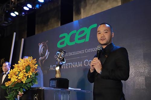 Acer Việt Nam nhận giải thưởng Doanh nghiệp xuất sắc châu Á - ảnh 2
