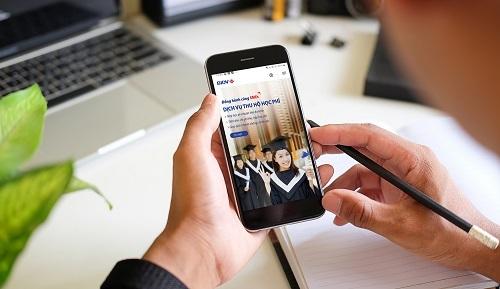 BIDV thúc đẩy thanh toán điện tử trong giáo dục - ảnh 1