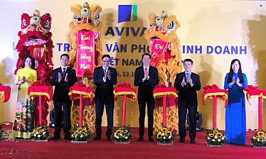 Aviva Việt Nam ra mắt văn phòng mới