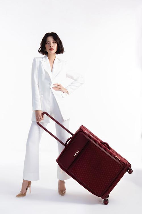 DKNY – thương hiệu hành lý của Mỹ, được phân phối độc quyền tại LUG.