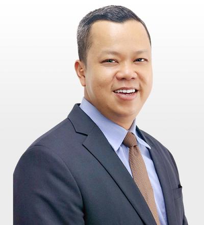 Ông Huỳnh Hữu Khang - Tổng giám đốc FWD Việt Nam.