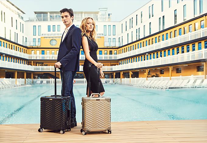 LUG phân phối độc quyền hành lý của thương hiệu Elle - đến từ Pháp.