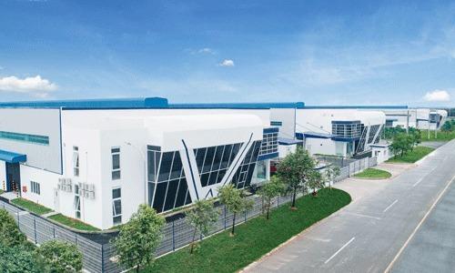 Một khu công nghiệp có vốn ngoại đang hoạt động tại Việt Nam. Ảnh: BW Industrial