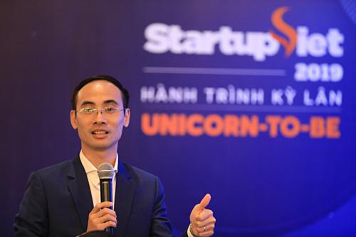 Ông Đỗ Hữu Hưng - CEO nền tảng tiếp thị liên kết Accesstrade