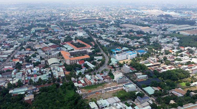 Tiềm năng đầu tư nhà phố tại Dĩ An - ảnh 1
