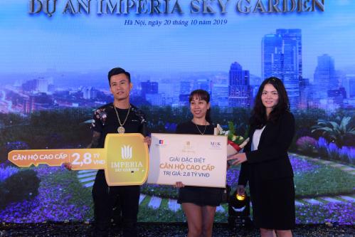 Hơn 1.000 cư dân Imperia Sky Garden dự lễ tri ân - ảnh 3