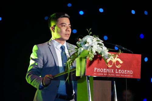 Ông Nguyễn Danh Thế, Tổng Giám đốc Công ty Cổ phần Đầu tư và Dịch vụ Thuận Phát.