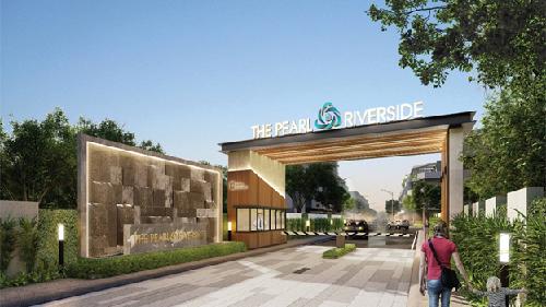 The Pearl Riverside sở hữu vị trí kết nối TP HCM với các tỉnh lân cận.