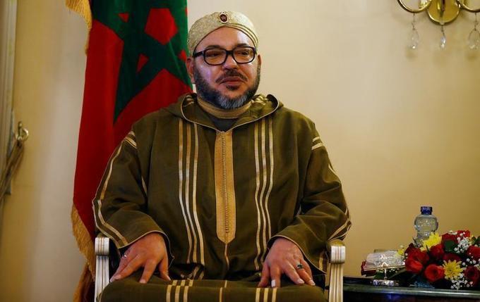 8. Quốc vương Morocco - Mohammed VI  Tài sản: 2,1 tỷ USD Tài sản của vua Mohammed VI chủ yếu đến từ cổ phần của hoàng tộc trong National Investment Company. Đây là công ty chuyên đầu tư vào các nước châu Phi, có kinh doanh trong các mảng ngân hàng, viễn thông và năng lượng tái tạo. (Ảnh: Reuters)