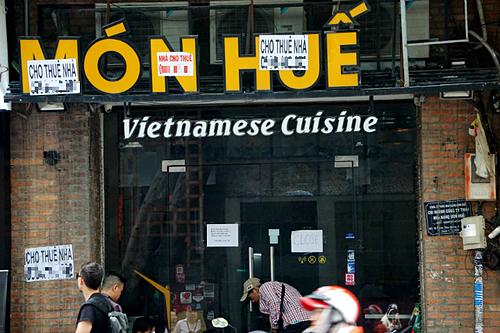 Chuỗi nhà hàng Món Huế đóng cửa - ảnh 3