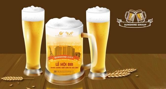 Sunshine Group tổ chức lễ hội bia