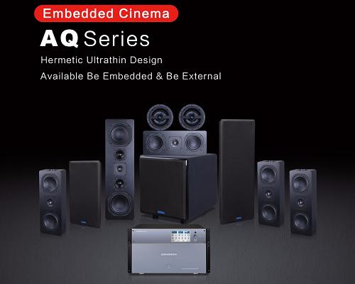 Hệ thống âm thanh tích hợp phòng hát, xem phim, nghe nhạc tại gia đình.