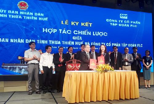 Các hợp tác chiến lược hứa hẹn thúc đẩy phát triển du lịch Huế.