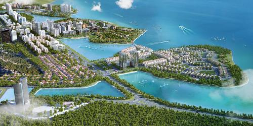 Cuộc sống tất cả trong một tại khu đô thị Halong Marina - ảnh 1
