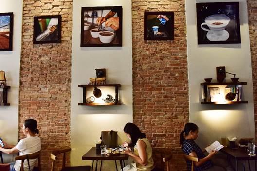 Shin Cà phê chọn lối đi riêng nhờ hương vị - ảnh 1