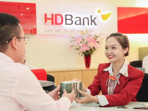 HDBank lãi hơn 3.400 tỷ đồng - ảnh 1