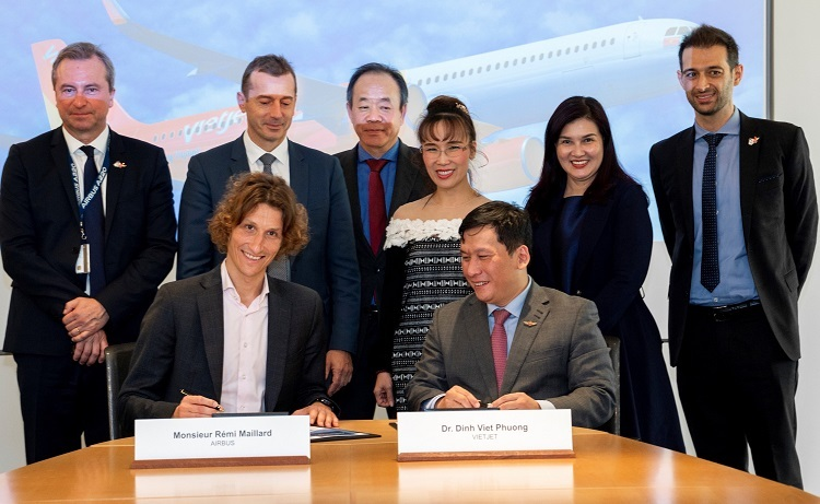 Vietjet mua 20 máy bay A321 mới từ Airbus - ảnh 3