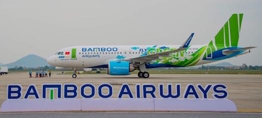Bamboo Airways đón máy bay Airbus A320neo đầu tiên - ảnh 2
