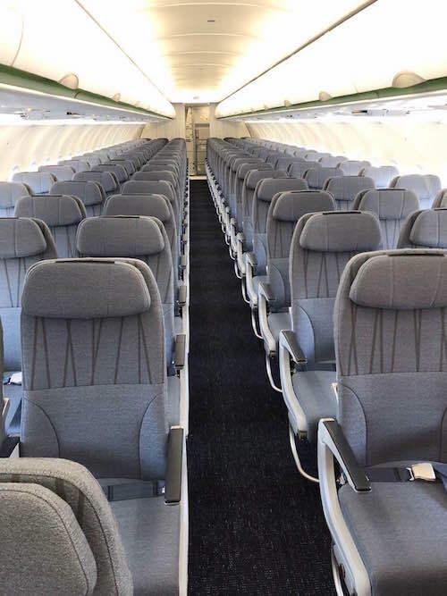 Bamboo Airways đón máy bay Airbus A320neo đầu tiên - ảnh 3