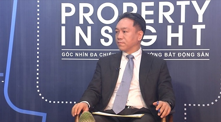 Ông Andy Kim - CEO SonKim Land.