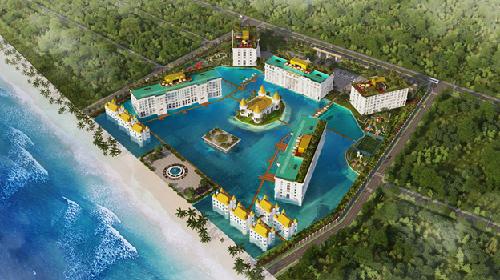 Hội An Golden Sea là cái tên mới trong phân khúc bất động sản nghỉ dưỡng cao cấp tại Hội An.