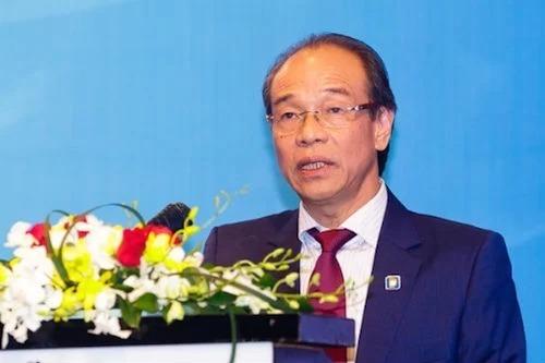 Ông Bùi Ngọc Bảo - cựu Chủ tịch Petrolimex. Ảnh: PLX