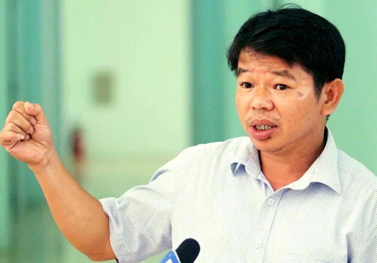 Công ty Nước sạch Sông Đà miễn nhiệm tổng giám đốc - ảnh 1