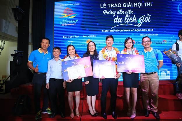 Lữ hành Saigontourist không ngừng nâng cao năng lực hướng dẫn viên - ảnh 1