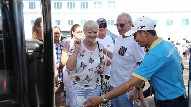 Lữ hành Saigontourist không ngừng nâng cao năng lực hướng dẫn viên - ảnh 3
