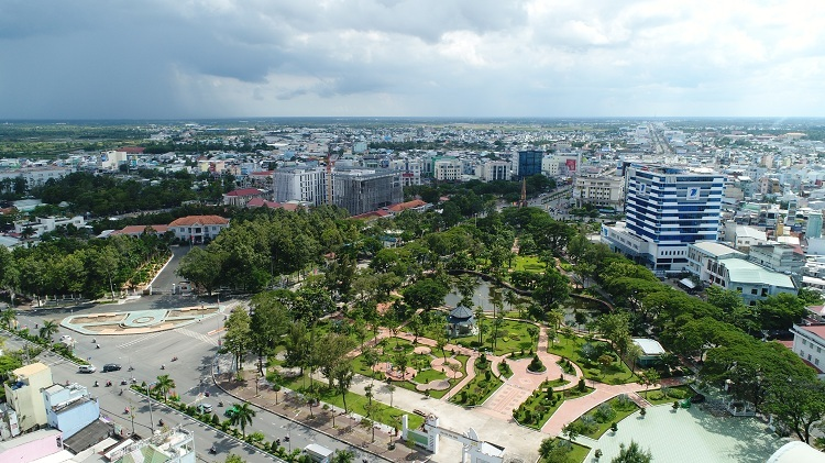 Tiềm năng phát triển bất động sản Cà Mau - ảnh 1